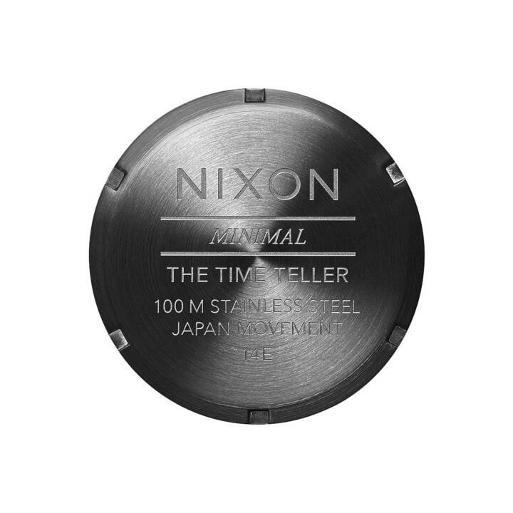 NIXON Time Teller (Analoguhr, 37 mm)