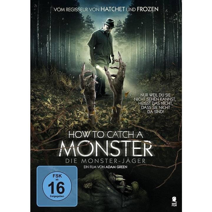 How to Catch a Monster - Die Monster-Jäger (DE, EN)