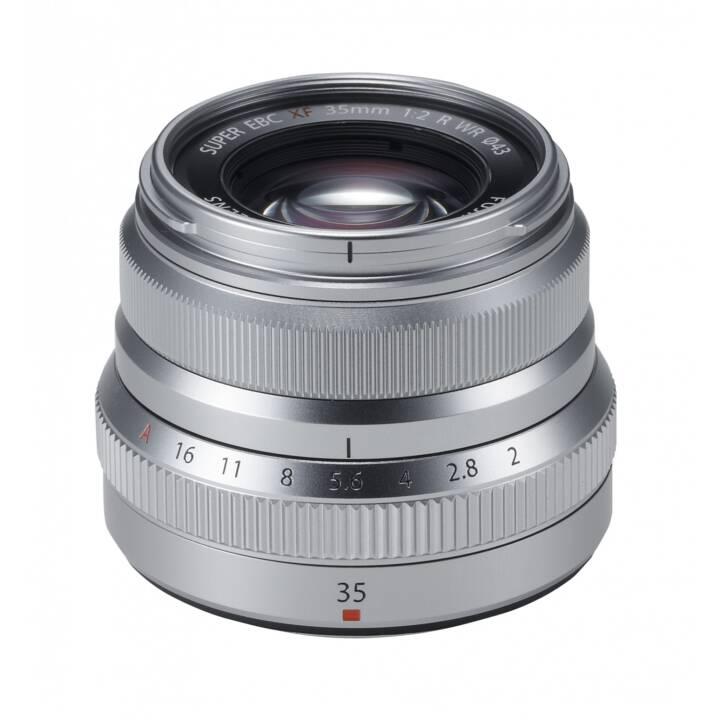 FUJIFILM Fujinon XF 35mm f/2.0 R WR S