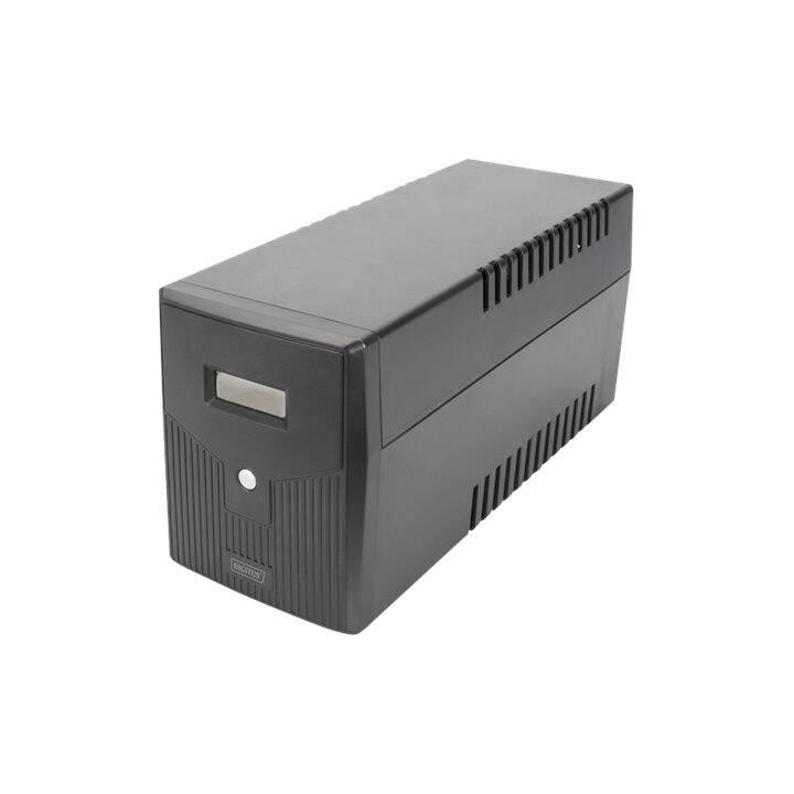 DIGITUS Professional DN-170075 Gruppo statico di continuità UPS (1500 VA, 900 W, Line-Interactive)