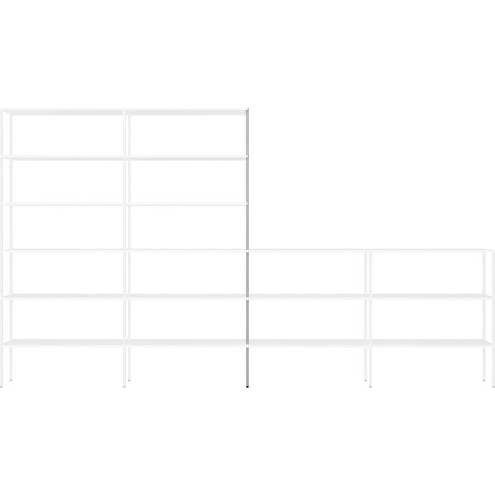 MUTONI CASUAL Variant Regalstützen (2 cm x 2 cm x 222 cm, Stahl)
