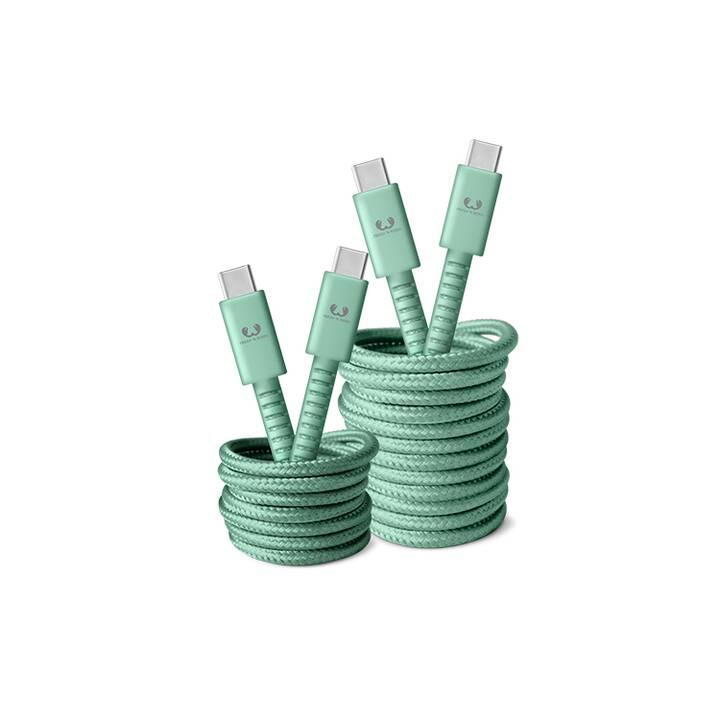 FRESH 'N REBEL 2CCC150MM Câble (USB Typ-C, USB Type-C, 1.5 m)