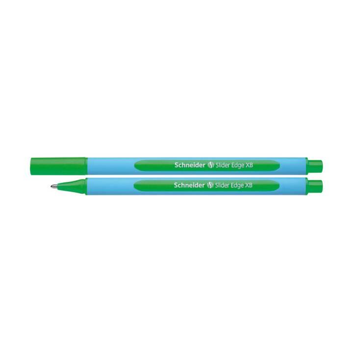 SCHNEIDER Stylo à bille Slider Edge (Vert)