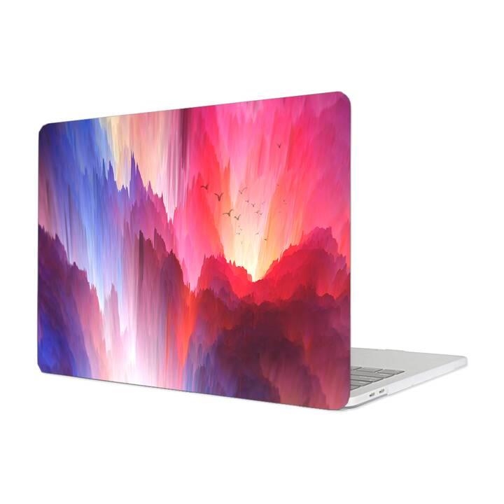 "EG MTT Cover per Macbook Pro 15"" Touchbar (2016-2018) - Rosso"