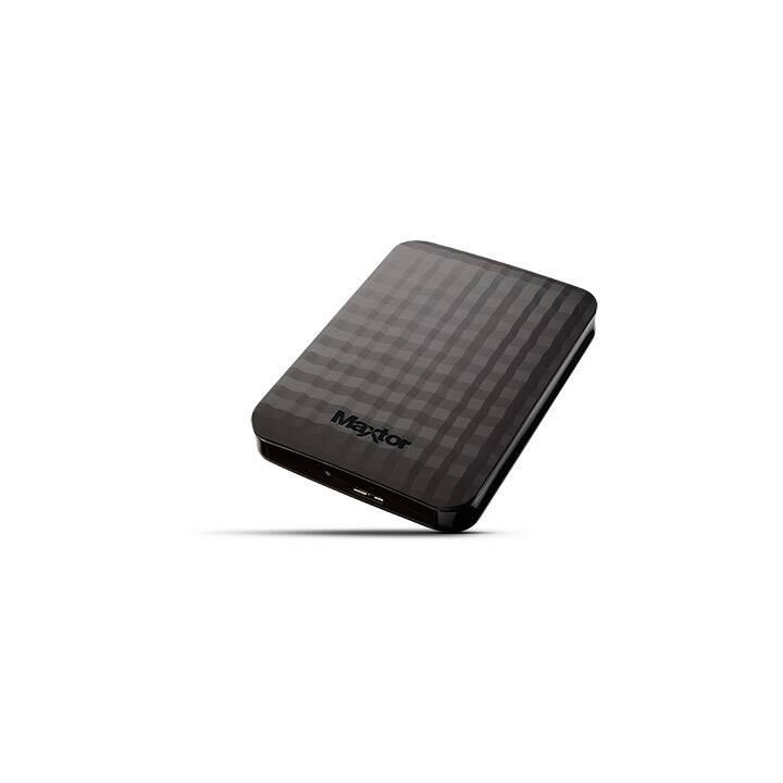 MAXTOR M3 (USB 3.0, 4 TB, Schwarz)