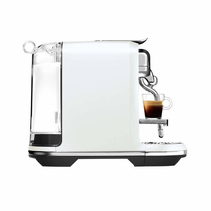 SAGE Creatista Plus Sea Salt (Nespresso, Weiss)