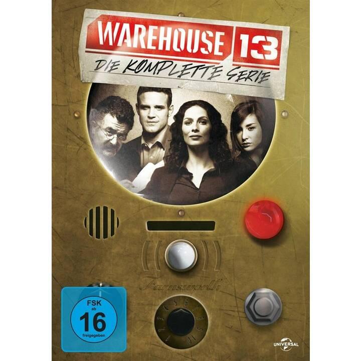 Warehouse 13 (DE, EN)