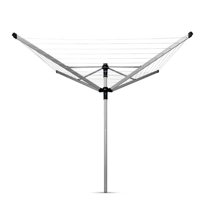 BRABANTIA Asciugatrice rotante Lift-O-Matic Advanced