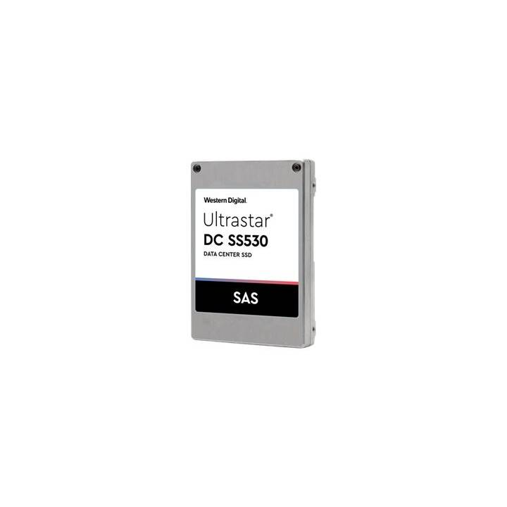 WD Ultrastar DC SS530 WUSTM3240ASS200 - Disque SSD - 400 Go - SAS 12Gb/s