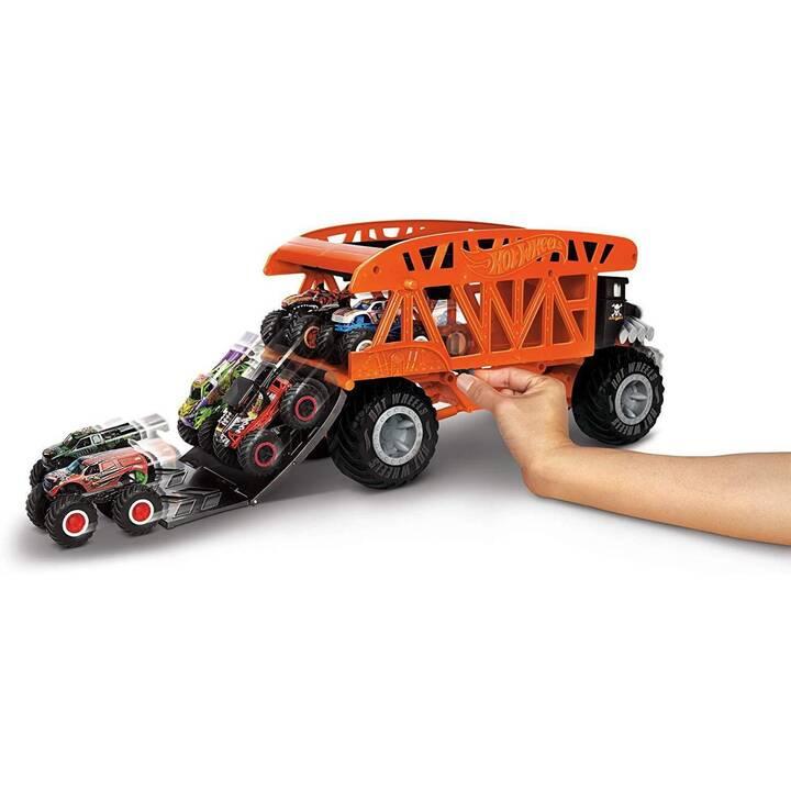 HOT WHEELS Transporter Monster truck