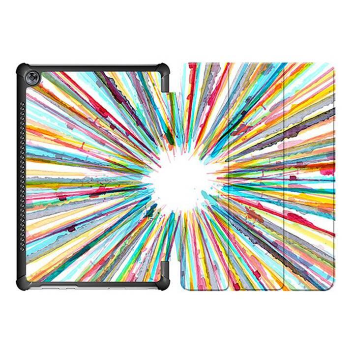 "EG MTT Custodia tablet per Huawei Mediapad M5 10.8"" - Colorata"