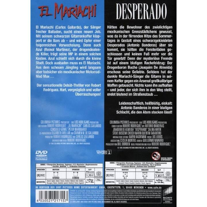 El Mariachi / Desperado (DE, EN)