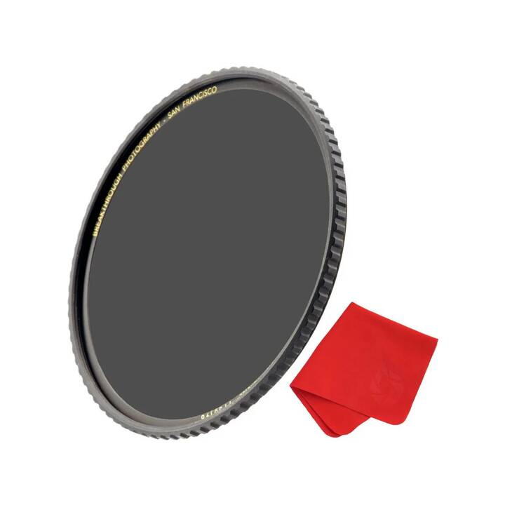 BREAKTHROUGH FILTERS Graufilter (62 mm)