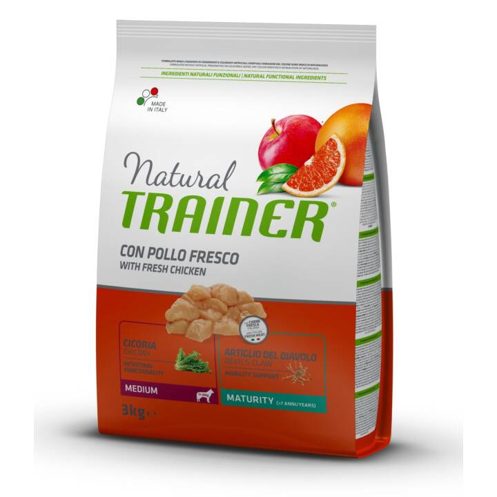 TRAINER NATURAL Maturity Trockenfutter (Senior, 3 kg)