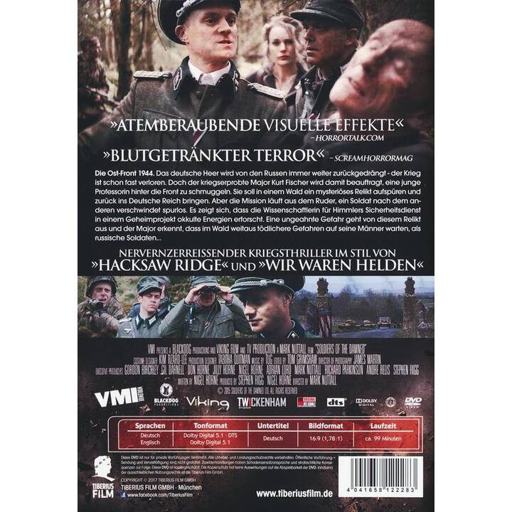 Die Verdammten - Soldiers of the Damned (DE, EN)