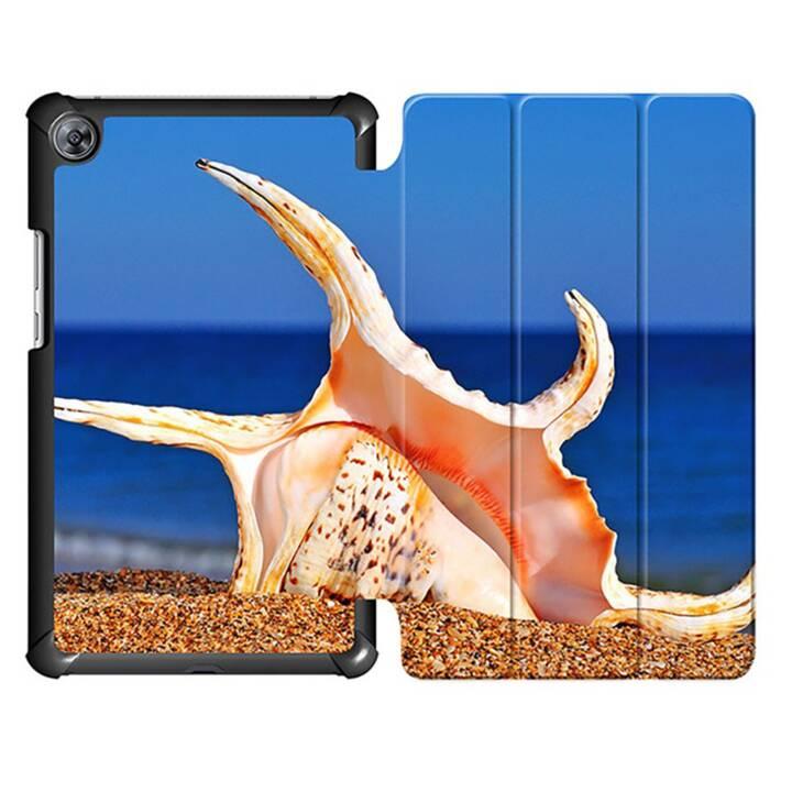 "EG MTT Custodia tablet per Huawei Mediapad M5 8.4"" - Spiaggia"