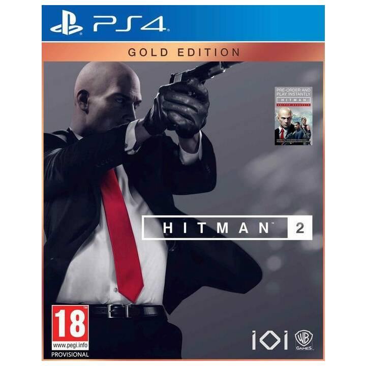 Hitman 2 Gold Edition (DE)