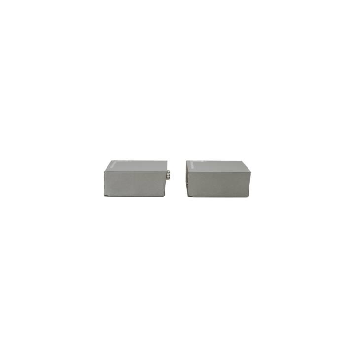 Interruttore LEVELONE KVM-9006, grigio