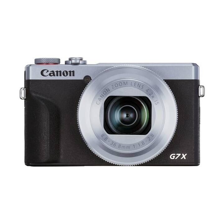 CANON PowerShot G7 X Mark III (20.1 MP)