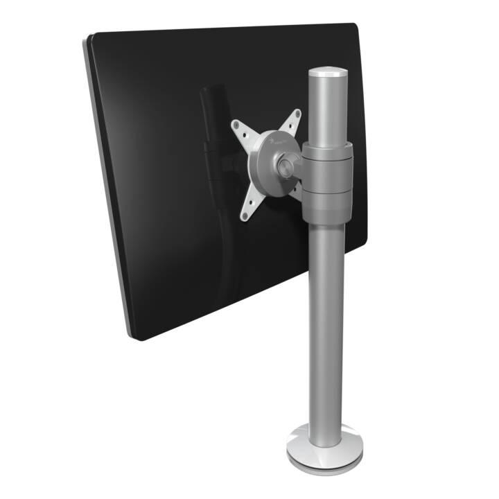 DATAFLEX Tischhalterung Viewlite (Weiss, Silber, 8 kg)