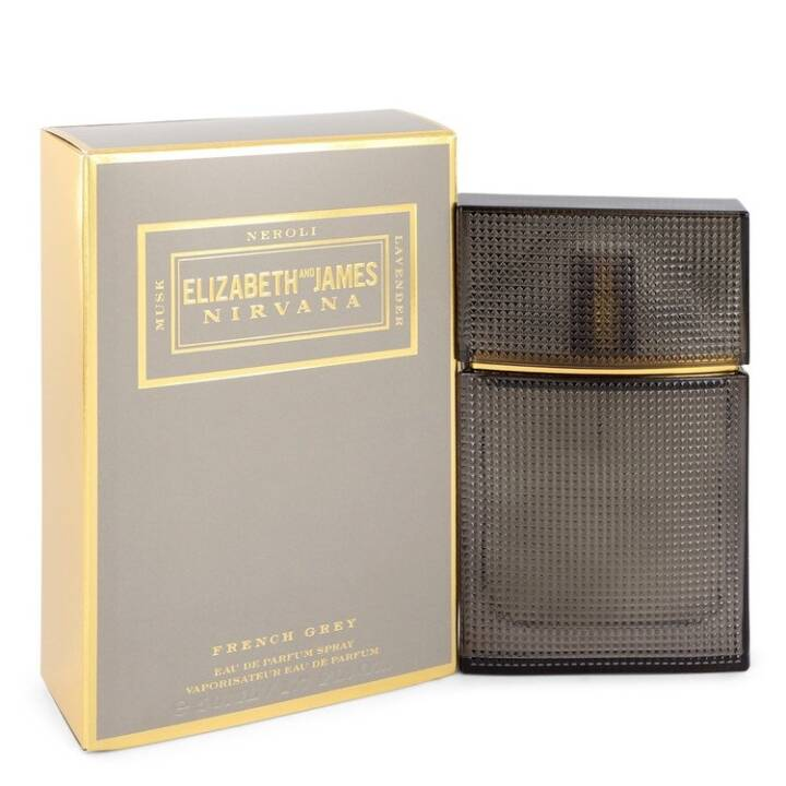 ELIZABETH AND JAMES Nirvana French Grey (50 ml, Eau de Parfum)