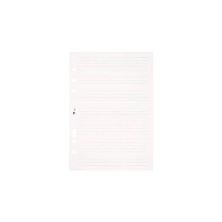 SUCCES Notizpapier A5, liniert, weiss, 100 Blatt