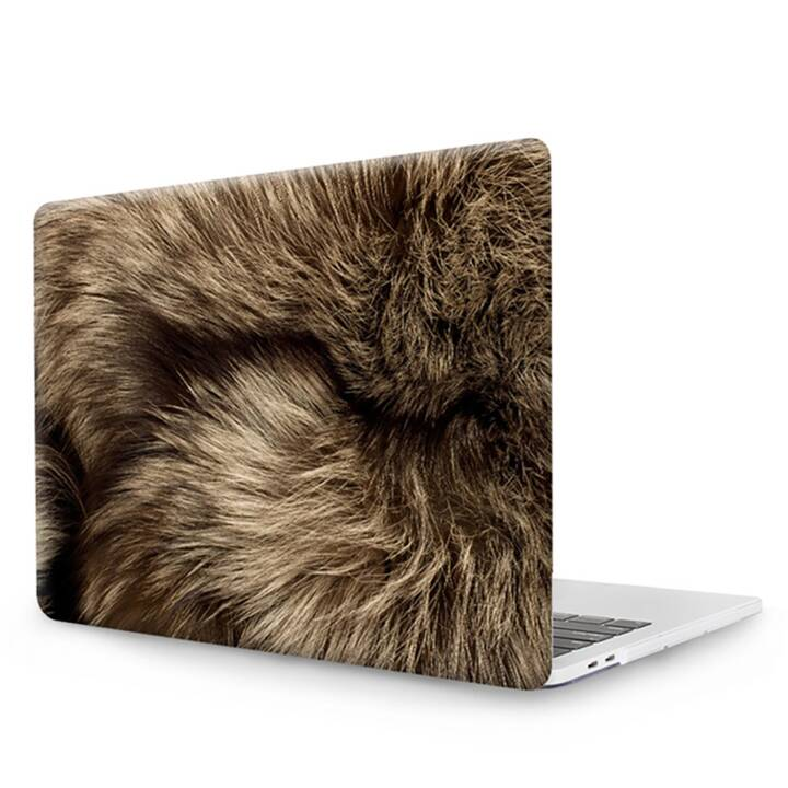 "EG MTT Housse pour MacBook 12"" Retina - Peau d'animal"