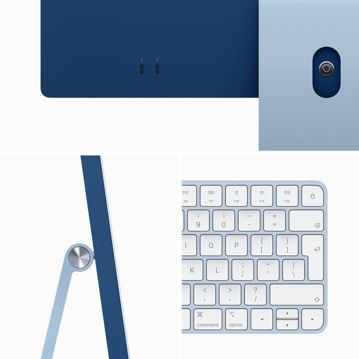 "APPLE iMac Retina 4.5K 2021 (24"", Apple M1 Chip M1, 8 GB, 256 GB SSD)"