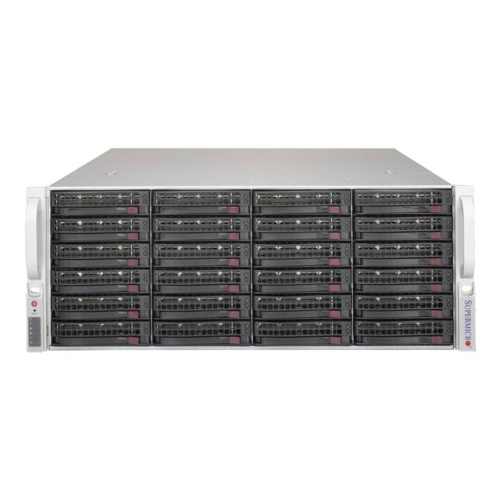 SUPERMICRO SC846BE2C-R1K03JBOD (Case per server)