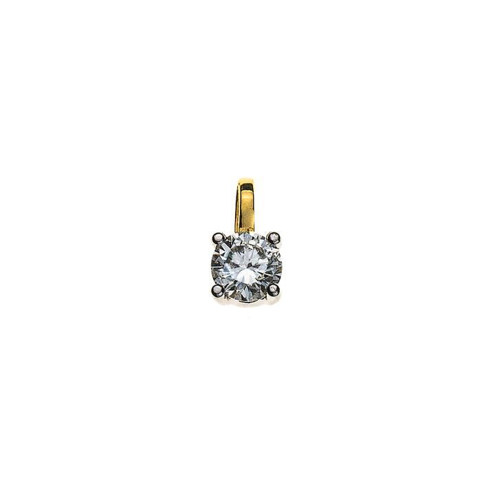 MUAU Ciondolo (Diamante, 8 mm)