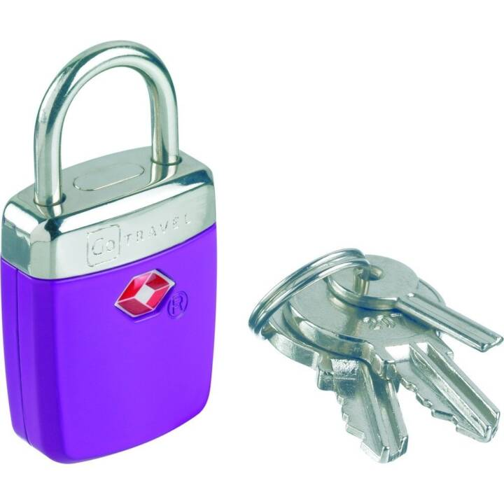 GO TRAVEL Design Go TSA Secure Lock