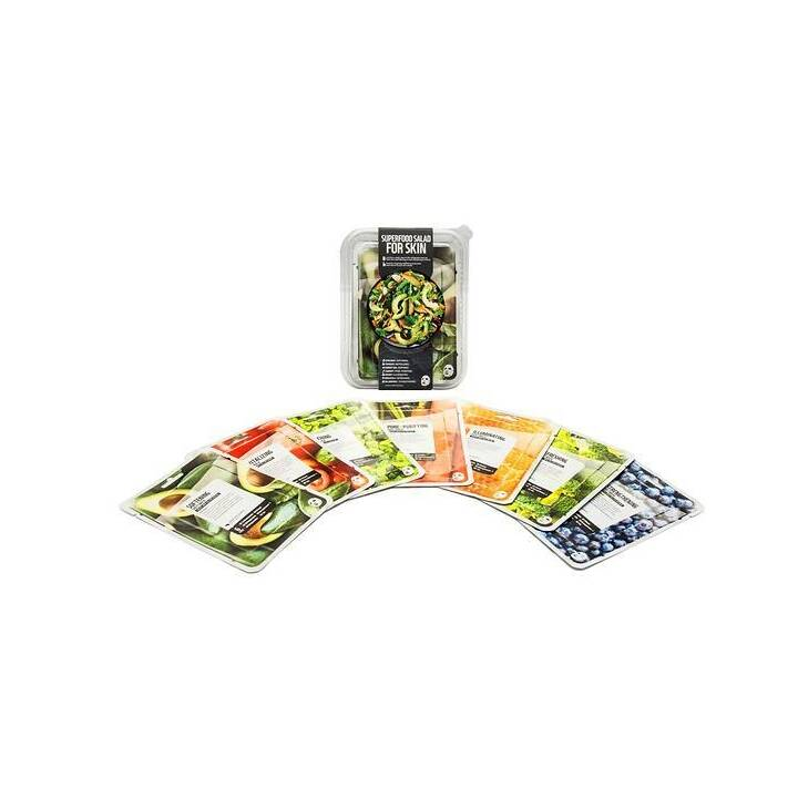 FARMSKIN Avocado Pack  (Masque pour le visage, 25 ml)