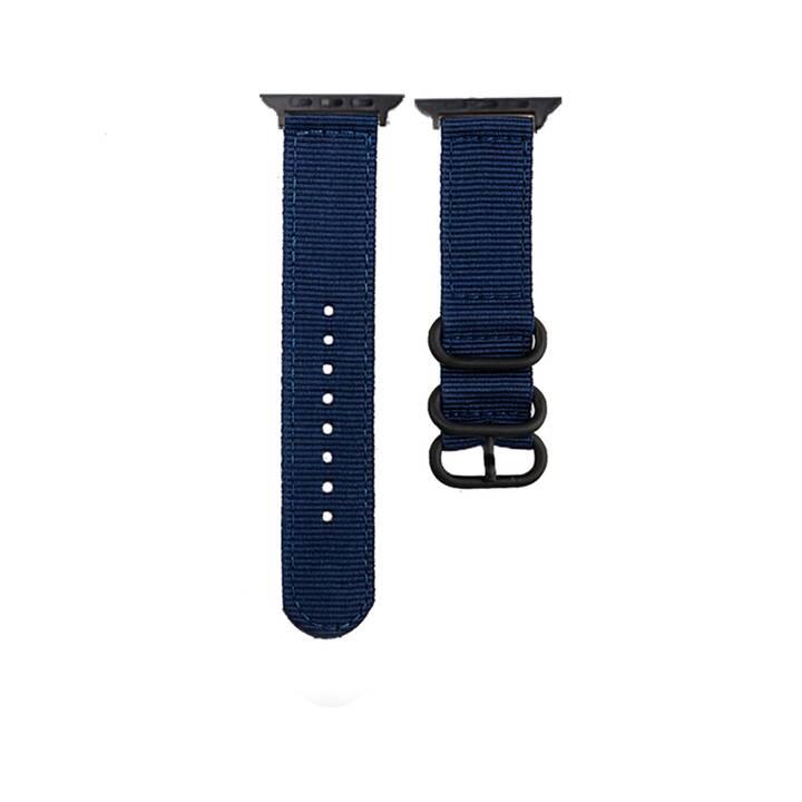 EG MTT cinturino per Apple Watch 42 mm / 44 mm - blu scuro