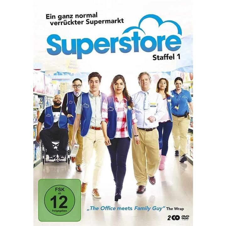 Superstore Saison 1 (DE, EN)