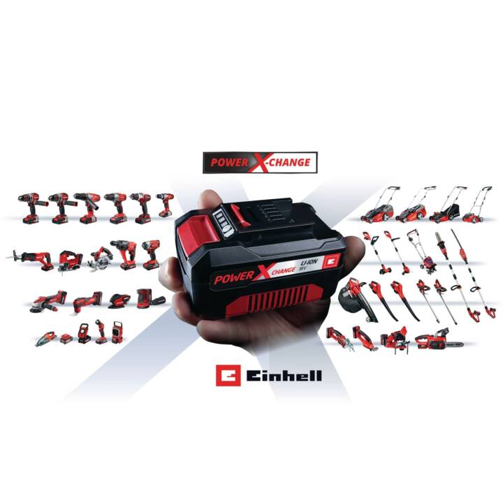EINHELL Fugenreiniger GE-CC 18 Li Kit