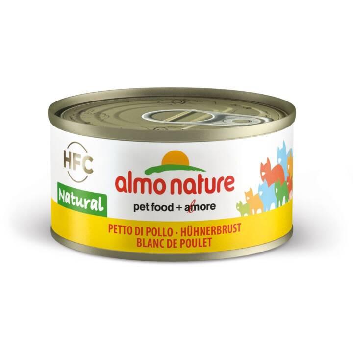 ALMO NATURE HFC Natural (Adulto, Anziano, 70 g, Pollo)