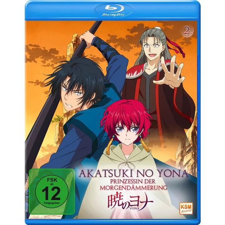 Akatsuki no Yona - Prinzessin der Morgendämmerung - Vol. 2 Stagione 1 (JA, DE)