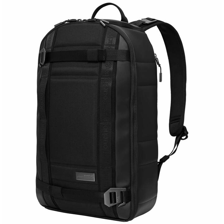 DOUCHEBAGS The Backpack  (Schwarz, 21 l)