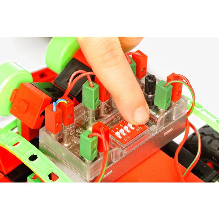 Kit de construction FISCHERTECHNIK Mini Bots