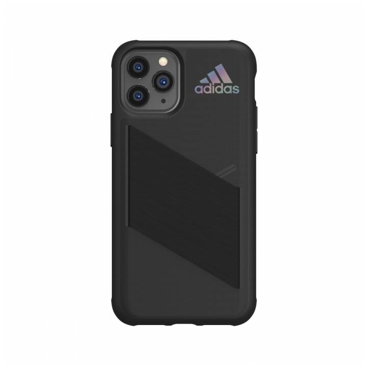 ADIDAS Backcover Protective Pocket (iPhone 11 Pro, Nero)