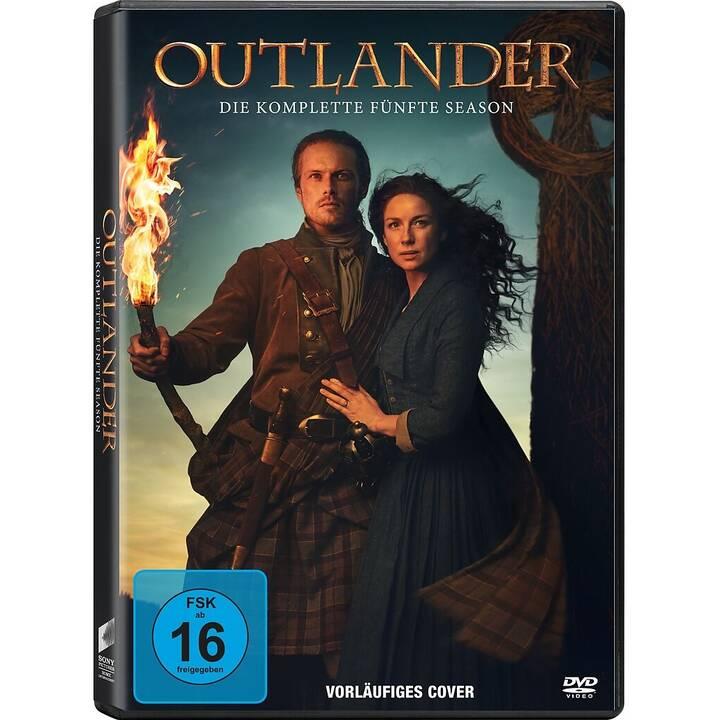 Outlander Saison 5 (DE, EN, ES)