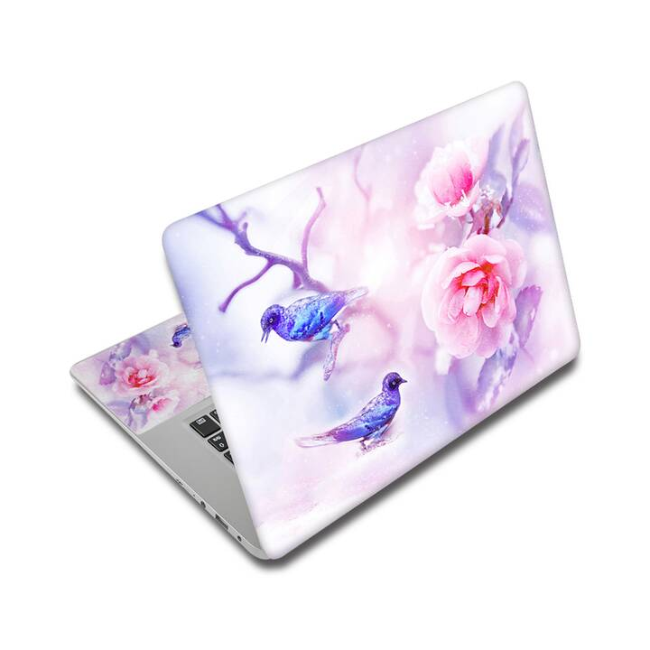 "EG Adesivo per Laptop 17"" - Animali"