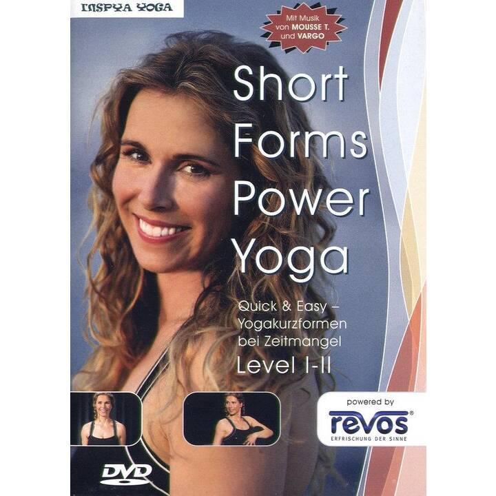 Short forms Power Yoga (DE)