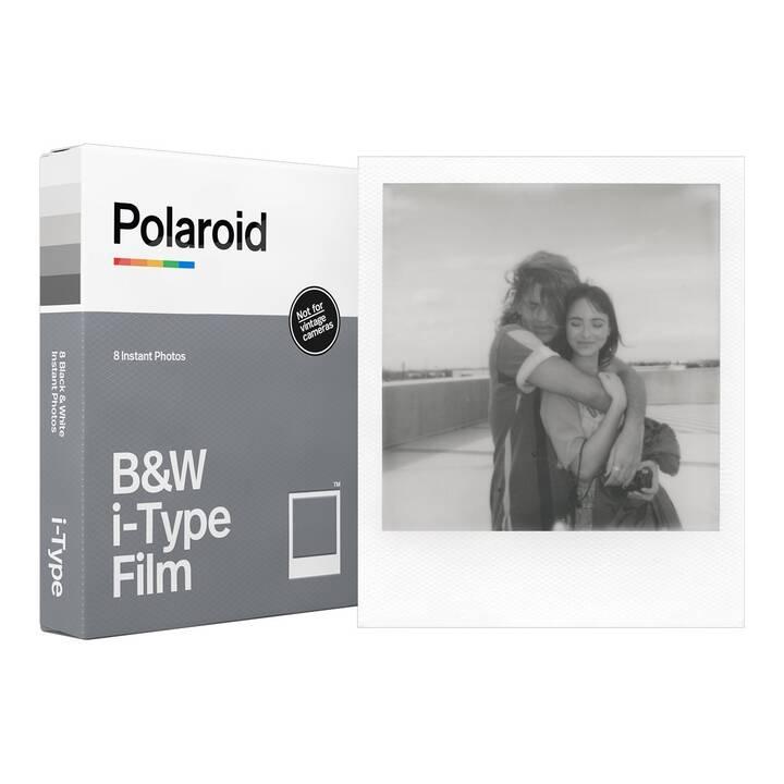 POLAROID I-Type Pellicola istantanea (Polaroid 600, Bianco)