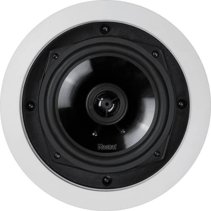 MAGNAT ICP 52 (Haut-parleurs pleine gamme, Blanc)
