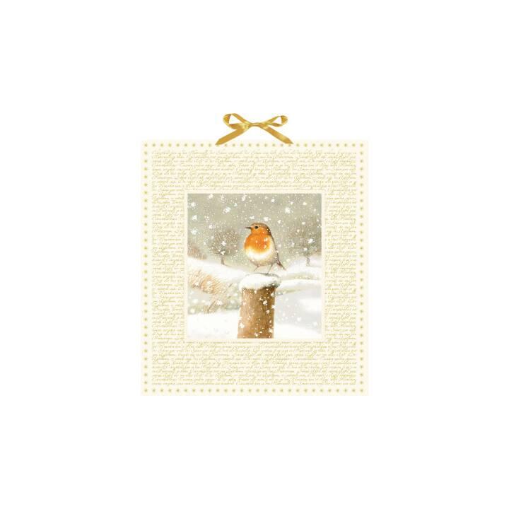 COPPENRATH calendario dell'avvento da parete Marjoleins inverno mondo 41x46cm