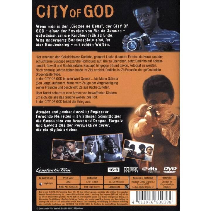 City of God (PT, DE)