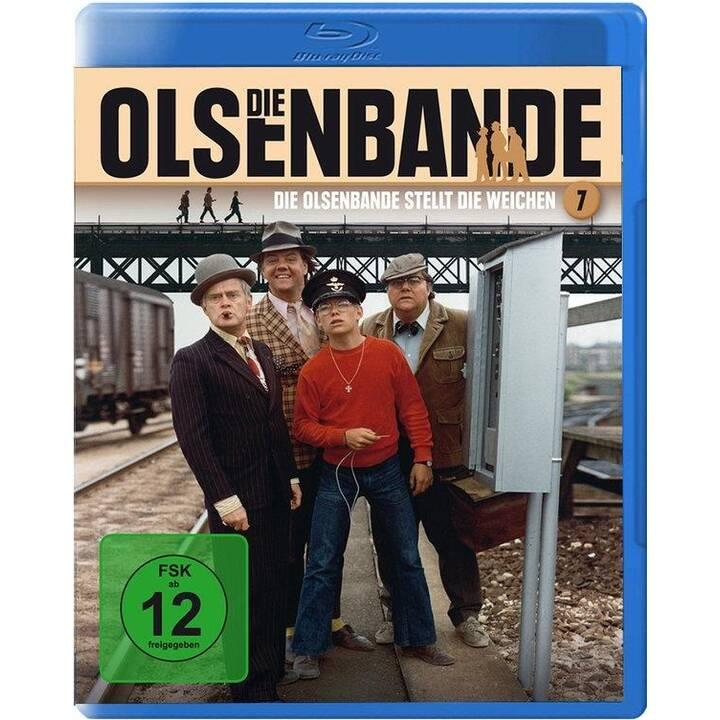 Die Olsenbande 07 - Die Olsenbande stellt die Weichen (DE, DA)