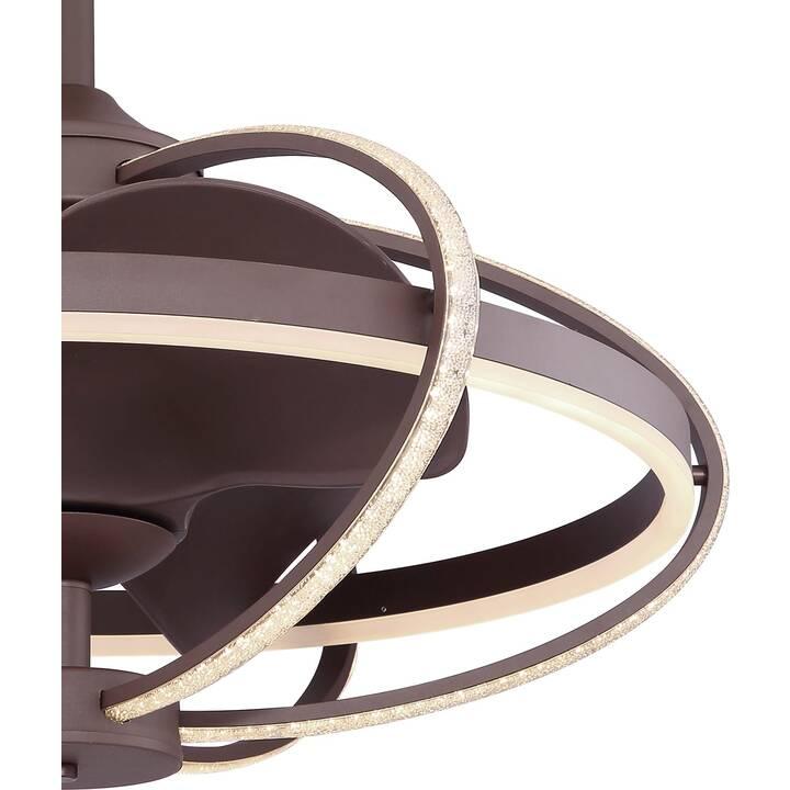 MUTONI LIGHT Deckenventilator Simona 1XLED (50 W)