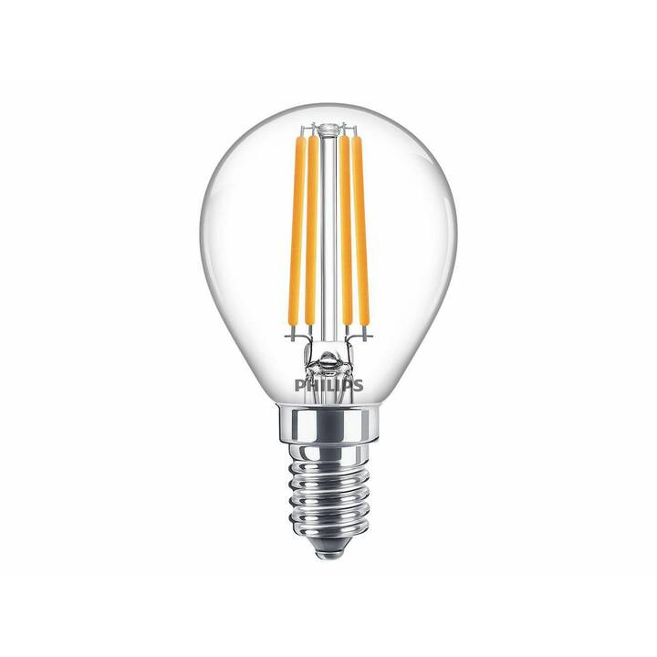 PHILIPS CLA Lampada (LED, E14, 6.5 W)